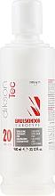 Düfte, Parfümerie und Kosmetik Entwicklerlotion 20 Vol (6%) - Dikson Tec Emulsiondor Eurotype 20 Volumi