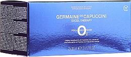 Düfte, Parfümerie und Kosmetik Gesichtspflegeset - Germaine de Capuccini Excel Therapy O2 Pollution Defense (Gesichtscreme 2x 50ml)