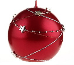 Düfte, Parfümerie und Kosmetik Dekorative Kerze Garland, rot - Artman Christmas Candle Garland Ø10cm