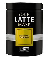 Düfte, Parfümerie und Kosmetik Nährende Haarmaske mit Proteinen - Beetre Your Latte Mask