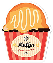 Düfte, Parfümerie und Kosmetik Feuchtigkeitsspendende Tuchmaske für das Gesicht mit Honig- und Ingwerextrakt - Dr. Mola Muffin Gingerbread Sheet Mask