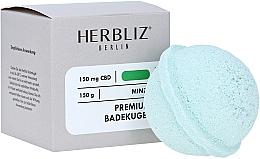 Düfte, Parfümerie und Kosmetik Badebombe Minze - Herbliz CBD