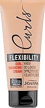 Düfte, Parfümerie und Kosmetik Lockenverstärkende Creme Flexibler Halt - Joanna Professional Curls Flexibility Curl Enhancing Cream