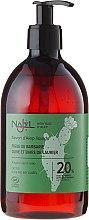 Düfte, Parfümerie und Kosmetik Flüssigseife - Najel Aleppo 20% Liquid Soap