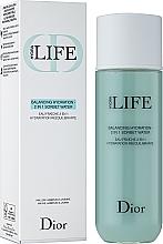 Düfte, Parfümerie und Kosmetik 2in1 Ausgleichendes und feuchtigkeitsspendendes Gesichtswasser - Dior Hydra Life Balancing Hydration 2-in-1 Sorbet Water