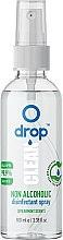 Düfte, Parfümerie und Kosmetik Desinfektionsspray für die Hände mit Minzduft alkoholfrei - Drop Clean Non-Alcoholic Disinfection Spray