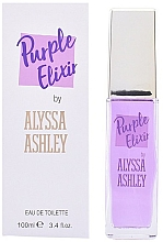 Düfte, Parfümerie und Kosmetik Alyssa Ashley Purple Elixir - Eau de Toilette