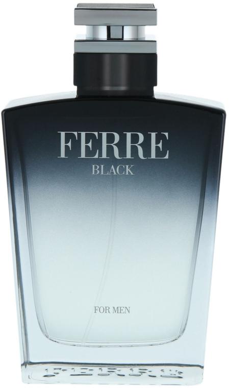 Gianfranco Ferre Ferre Black - Eau de Toilette — Bild N2