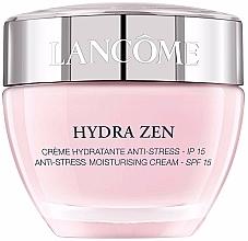 Düfte, Parfümerie und Kosmetik Feuchtigkeitsspendende Anti-Stress Gesichtscreme SPF 15 - Lancome Hydra Zen Neurocalm SPF15