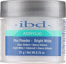 Düfte, Parfümerie und Kosmetik Acrylpuder reines weiß - IBD Flex Powder Bright White