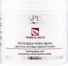 Düfte, Parfümerie und Kosmetik Beruhigende Gesichtsmaske mit Algen - APIS Professional Calming Algae Mask
