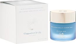 Düfte, Parfümerie und Kosmetik Straffendes Gesichtspeeling mit AHA-Säuren für strahlende Haut - Omorovicza Blue Diamond Resurfacing Peel