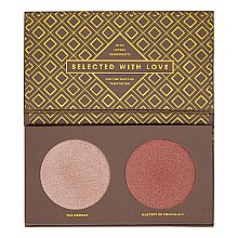Düfte, Parfümerie und Kosmetik Highlighter-Palette - Zoeva Cocoa Blend Highlighter