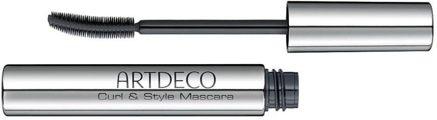 Parfümfreie Mascara für geschwungene Wimpern - Artdeco Curl & Style Mascara — Bild N1