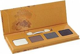 Düfte, Parfümerie und Kosmetik Lidschattenpalette - Couleur Caramel Palette Regard Sublime