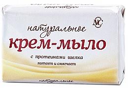 Düfte, Parfümerie und Kosmetik Cremeseife mit Seidenproteinen - Neva Kosmetik