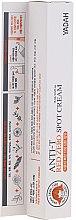 Düfte, Parfümerie und Kosmetik Beruhigende Spot-Creme gegen Irritationen - Yadah Anti-T Red Zero Spot Cream