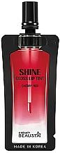 Düfte, Parfümerie und Kosmetik Glänzende Lippentinte - Beausta Water Shine Gloss Tint