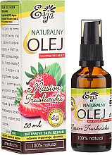Düfte, Parfümerie und Kosmetik Natürliches Erdbeersamenöl - Etja