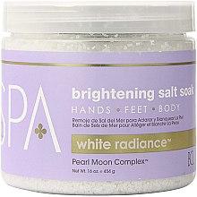 Düfte, Parfümerie und Kosmetik Badesalz aus dem Toten Meer gegen Pigmentflecken - BCL Spa White Radiance Brightening Salt Soak
