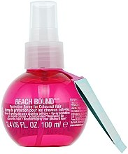Düfte, Parfümerie und Kosmetik Schützendes Pflegespray für colorieretes Haar - Tigi Bed Head Beach Bound Protection Spray