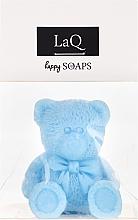 Düfte, Parfümerie und Kosmetik Handgemachte Naturseife Kleiner Bär mit Früchtduft - LaQ Happy Soaps Natural Soap