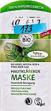 Düfte, Parfümerie und Kosmetik Hautklärende Gesichtsmaske mit Bio-Minze, Mineralerde & Totes Meer Salz 2 x 5 ml - Lavera Bio-Mask Cleansing