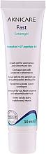 Düfte, Parfümerie und Kosmetik Creme-Gel für zur Akne neigende und seborrhöische Haut - Synchroline Aknicare Fast Cream Gel