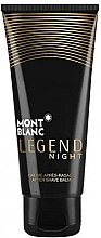 Düfte, Parfümerie und Kosmetik Montblanc Legend Night - After Shave Balsam