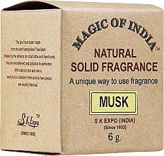 Düfte, Parfümerie und Kosmetik Natürliches Cremeparfum Musk - Shamasa