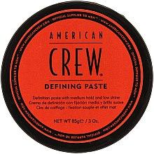 Düfte, Parfümerie und Kosmetik Modellierende Haarpaste - American Crew Classic Defining Paste