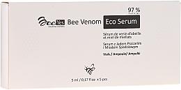 Düfte, Parfümerie und Kosmetik Feuchtigkeitsspendendes Anti-Aging Gesichtsserum - BeeYes Bee Venom Eco Serum