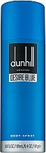 Düfte, Parfümerie und Kosmetik Alfred Dunhill Desire Blue - Körperspray