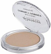Düfte, Parfümerie und Kosmetik Kompaktpuder - Benecos Natural Compact Powder