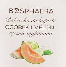 Düfte, Parfümerie und Kosmetik Badebombe Gurke mit Melone - Bosphaera
