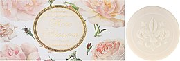 Düfte, Parfümerie und Kosmetik Rosenblüte Seifen-Set 6 St. - Saponificio Artigianale Fiorentino Rose Blossom