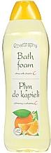 Düfte, Parfümerie und Kosmetik Badeschaum mit Zitrusfrüchten und Vitamin C - Bluxcosmetics Naturaphy Citrus & Vitamin C Bath Foam