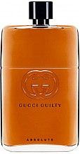 Düfte, Parfümerie und Kosmetik Gucci Guilty Absolute - Eau de Parfum (Tester mit Deckel)
