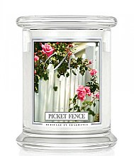 Düfte, Parfümerie und Kosmetik Duftkerze im Glas Picket Fence - Kringle Candle Picket Fence