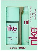 Düfte, Parfümerie und Kosmetik Nike Sparkling Day Woman - Duftset (Körperspray 200ml + Deospray 75ml)