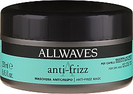 Düfte, Parfümerie und Kosmetik Anti-Frizz Maske für lockiges Haar - Allwaves Anti-Frizz Mask