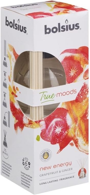 Raumerfrischer Grapefruit & Ingwer - Bolsius Fragrance Diffuser True Moods New Energy