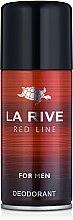 Düfte, Parfümerie und Kosmetik La Rive Red Line - Deodorant für Männer