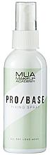 Düfte, Parfümerie und Kosmetik Make-up-Fixierer - MUA Pro Base Fixing Spray