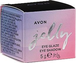 Düfte, Parfümerie und Kosmetik Lidschatten - Avon Jelly Eye Glaze Eye Shadow