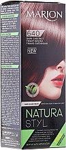 Düfte, Parfümerie und Kosmetik Haarfarbe - Marion Hair Dye Nature Style