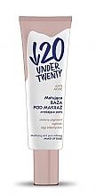 Düfte, Parfümerie und Kosmetik Mattierende und porenverengende Make-up Base gegen Akne - Under Twenty Anti! Acne Base