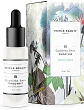 Düfte, Parfümerie und Kosmetik Glättendes Gesichtsserum mit Apfel- und Bananenextrakt - Edible Beauty Glowing Skin Smoothie Serum
