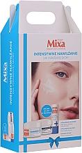 Düfte, Parfümerie und Kosmetik Gesichtspflegeset - Mixa Hyalurogel Gift Set (Gesichtscreme 50ml + Creme-Maske 50ml + Lippenbalsam 4.7ml)