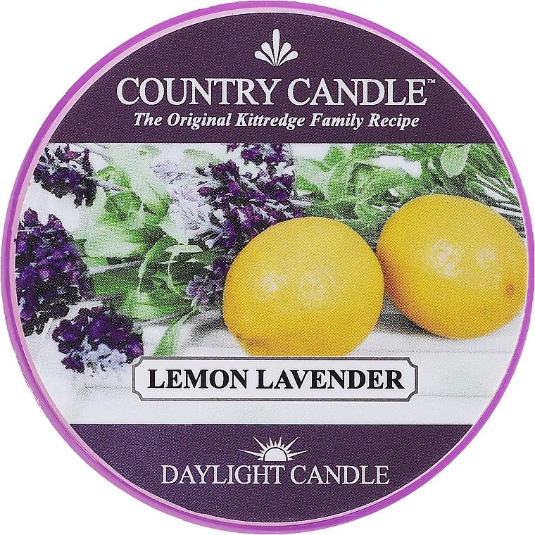 Duftkerze im Glas Lemon & Lavender - Country Candle Lemon Lavender